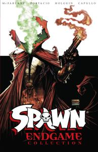 Spawn-Endgame Collection 2019 digital Son of Ultron