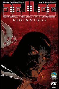 Aspen Comics-Dellec Beginnings 2013 Hybrid Comic eBook