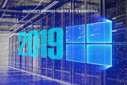 Microsoft Windows Server 2019 Essentials ESD 1809 Build 17763.504 May 2019