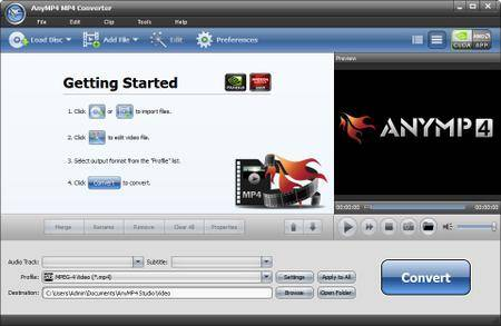 AnyMP4 MP4 Converter 6.2.38 Multilingual