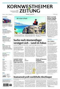 Kornwestheimer Zeitung - 02. Januar 2018