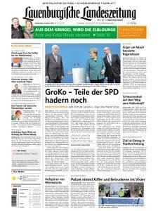 Lauenburgische Landeszeitung - 08. Februar 2018