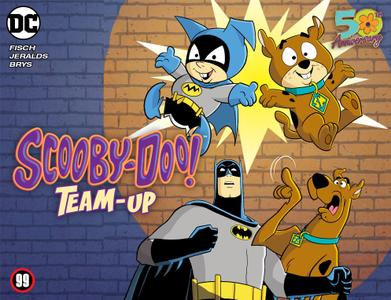 Scooby Doo Team Up 99 DC 2019 digital Bat Mite Son of Ultron Empire