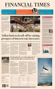 Financial Times USA - May 5, 2021