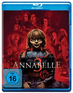 Annabelle 3 / Annabelle Comes Home (2019)