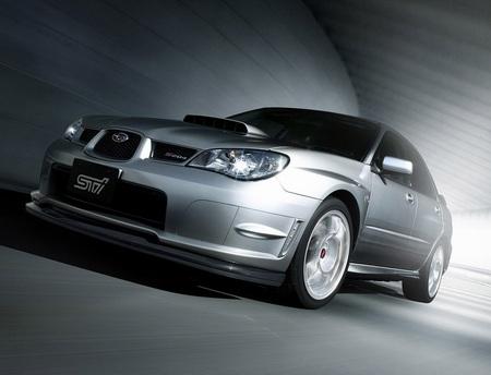 Subaru Impreza - Wallpapers