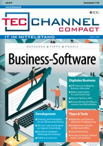 Tecchannel Compact - Juli 2019