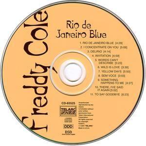 Freddy Cole - Rio De Janeiro Blue (2001)