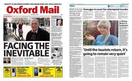 Oxford Mail – May 12, 2020