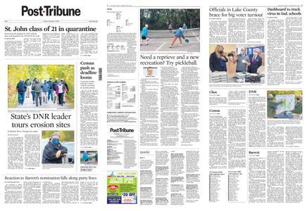 Post-Tribune – October 02, 2020