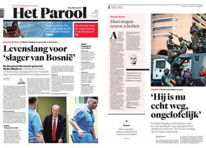 Het Parool – 22 november 2017