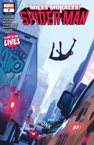 Miles Morales-Spider-Man 007 2019 Digital Zone