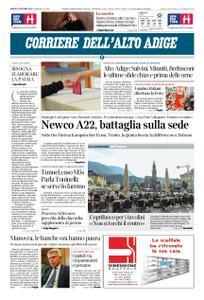 Corriere dell'Alto Adige – 20 ottobre 2018