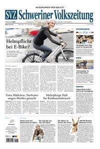 Schweriner Volkszeitung Hagenower Kreisblatt - 18. Januar 2019