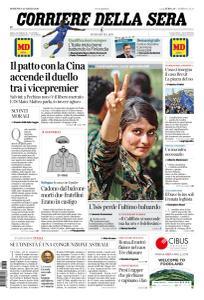 Corriere della Sera - 24 Marzo 2019