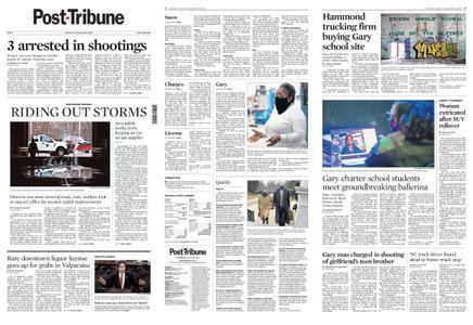 Post-Tribune – February 13, 2021