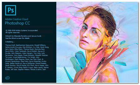Adobe Photoshop CC 2018 v19.1.4.56638 Multilingual
