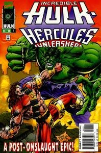 Incredible Hulk - Hercules Unleashed