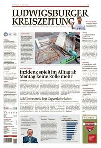 Ludwigsburger Kreiszeitung LKZ - 12 August 2021