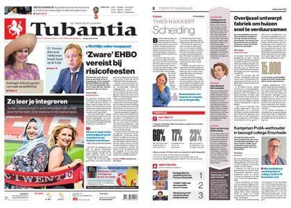 Tubantia - Enschede – 22 juni 2018