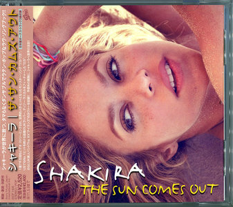 Shakira - The Sun Comes Out (2010) [Japanese Edition]