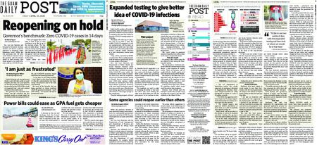 The Guam Daily Post – April 24, 2020