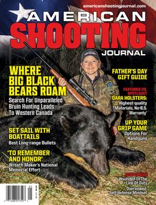 American Shooting Journal - May 2021