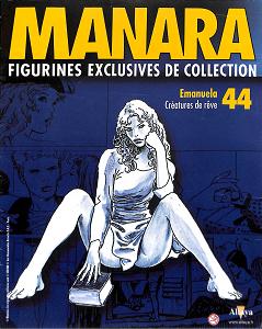 Manara - Figurines Exclusives De Collection - Tome 44