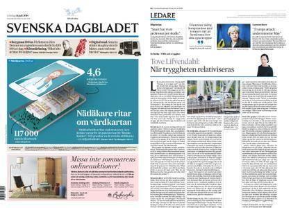 Svenska Dagbladet – 14 juli 2018