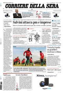 Corriere della Sera – 05 dicembre 2018