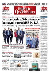 Il Fatto Quotidiano - 13 agosto 2019