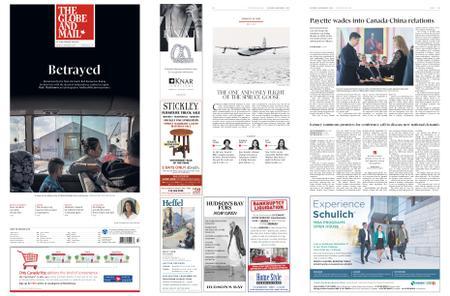 The Globe and Mail – November 02, 2019