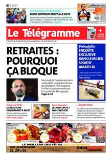 Le Télégramme Brest Abers Iroise – 12 décembre 2019