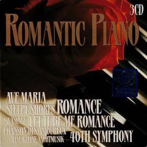 VA - Romantic Piano (1998)