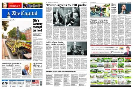 The Capital – September 29, 2018