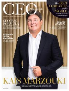 The CEO Magazine Asia – April 2021