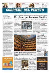 Corriere del Veneto Venezia e Mestre - 25 Novembre 2017