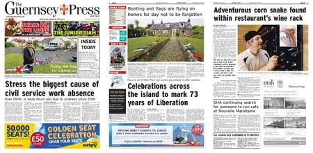 The Guernsey Press – 09 May 2018