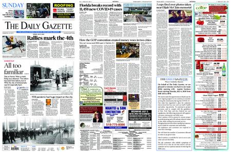 The Daily Gazette – July 05, 2020