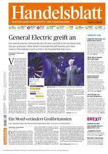 Handelsblatt - 20. Juni 2016
