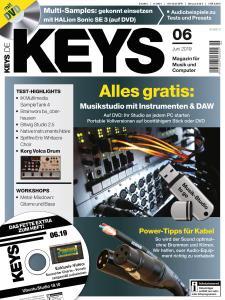 Keys - Juni 2019