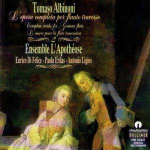 Ensemble L'Apotheose - Albinoni: L'opera completa per flauto traverso Vol. 2 (1996)