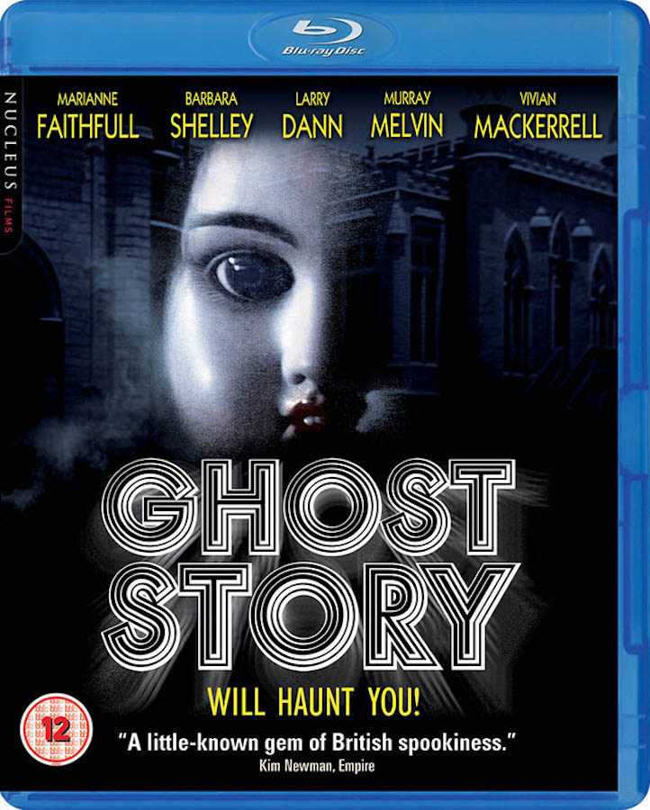 Ghost Story (1974) + Extras [w/Commentary]