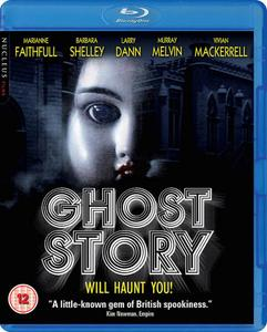 Ghost Story (1974) + Extras
