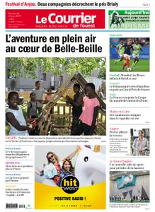 Le Courrier de l'Ouest Angers – 23 juin 2019