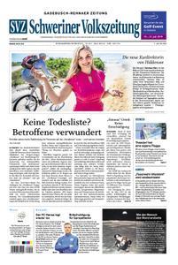 Schweriner Volkszeitung Gadebusch-Rehnaer Zeitung - 20. Juli 2019