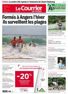 Le Courrier de l'Ouest Cholet – 14 août 2019