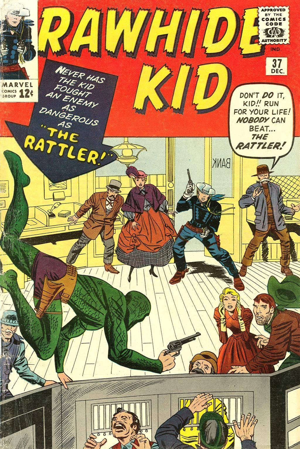 Rawhide Kid v1 037 1963