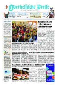 Oberhessische Presse Marburg/Ostkreis - 06. Januar 2018