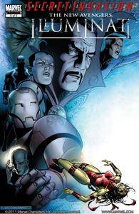 New Avengers - Illuminati 05 of 05 2008 digital